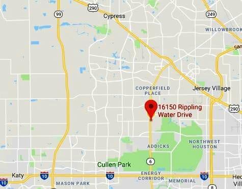 Preppy Pet West Houston | Google Map Location